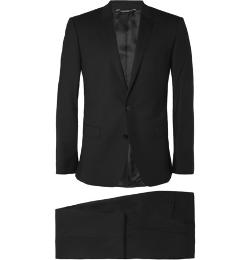 DOLCE & GABBANA   - Martini Slim-fit Wool-blend Suit