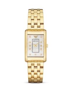 Emporio Armani - Link Bracelet Watch