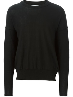 Ami Alexandre Mattiussi - Crew Neck Sweater