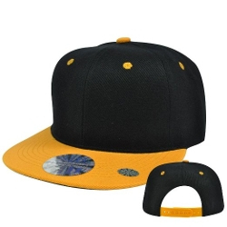 Ace Snapbacks - Flat Bill Snapback Cap