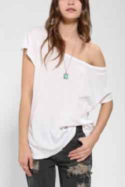 Truly Madly Deeply - Off-The-Shoulder Tee