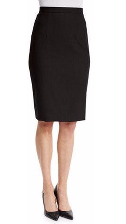 Theory - Hemdall B Continuous Pencil Skirt