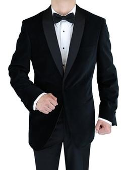 Bianco Brioni - Shawl Lapel Tuxedo Suit