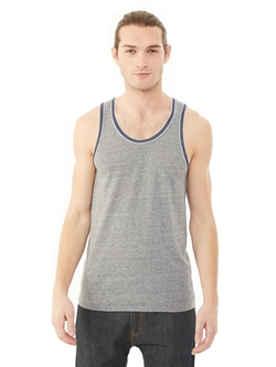 Alternative - Double Ringer Eco-Jersey Tank Top