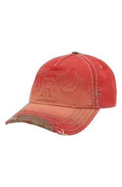 True Religion Brand Jeans - Raised Logo Baseball Cap