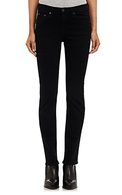 Rag & Bone - High-Rise Straight-Leg Jeans