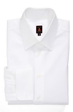 Robert Talbott - Regular Fit Solid Dress Shirt