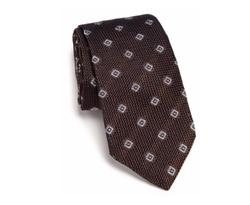 Ike Behar  - Grenadine Silk Tie