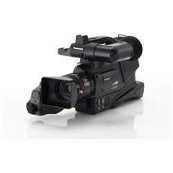 Panasonic - Shoulder-Mount AVCHD Camcorder