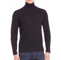 Saks Fifth Avenue Collection - Merino Wool & Silk Sweater
