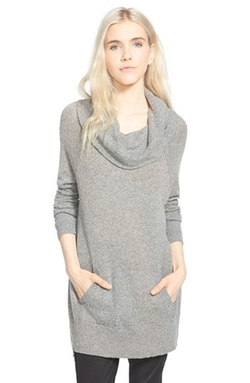 Stem - Cowl Neck Cotton Sweater