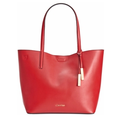 Calvin Klein - Leather Reversible Tote Bag