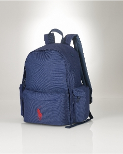 Ralph Lauren Boys - Large Big Pony Backpack