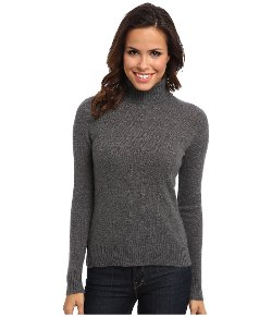 Christin Michaels - Cashmere Tori Turtle Neck Sweater