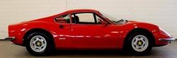 Ferrari - 1973 246gt Dino Coupe