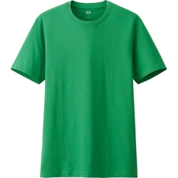 Uniqlo - Cotton Crew Neck T-Shirt