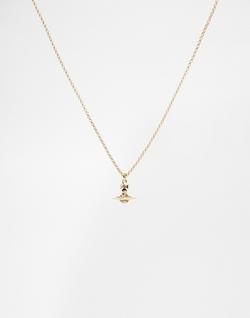 Vivienne Westwood - New Petite Orb Pendant Necklace