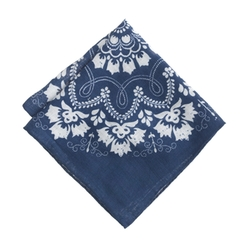 J. Crew - Italian Cotton Pocket Square Bandana