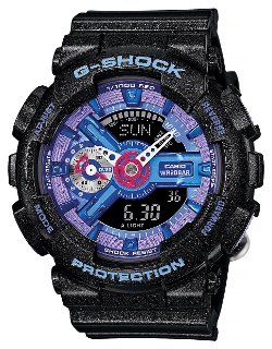 Casio - G-Shock Baby G GMAS110HC-1A S Series Watch