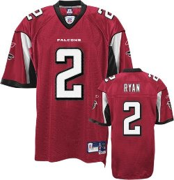 Reebok - Atlanta Falcons Matt Ryan Jersey Shirt