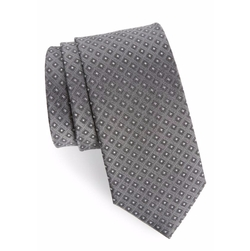 The Tie Bar - Wacker Drive Silk Tie