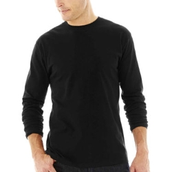 Stafford - Performance Long-Sleeve Heavyweight Tee