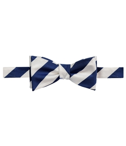 JoS. A. Bank - Executive Collegiate Stripe Bow Tie