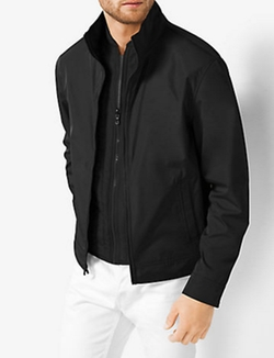 Michael Kors Mens - 3-In-1 Tech Track Jacket
