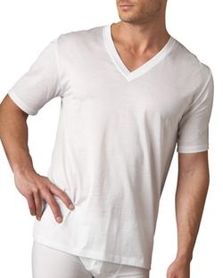 Hanro - Sporty V-Neck T-Shirt