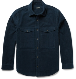 Steven Alan - Cotton-Moleskin Shirt Jacket
