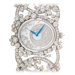Audemars Piguet - Diamond Bangle Wristwatch