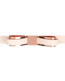 Ted Baker London - Bowun Skinny Bow Belt