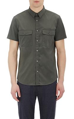 Theory - Dawsey Short-Sleeve Shirt