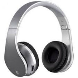 Ilive Blue  - Bluetooth Wireless Headphones
