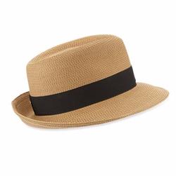 Eric Javits - Squishee Classic Woven Fedora Hat