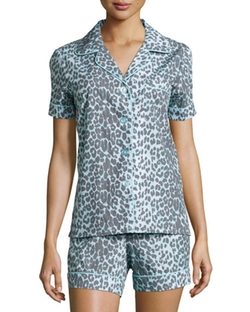 Bedhead - Wild Thing Shorty Pajama Set