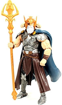 Marvel - Odin The Allfather Action Figure