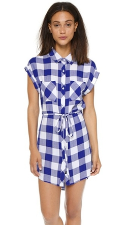 Rails - Brooke Button Down Dress