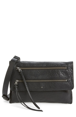 Treasure&Bond  - Double Zip Convertible Crossbody Bag