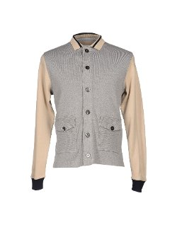 Magliaro - Two-tone Pattern Cardigan