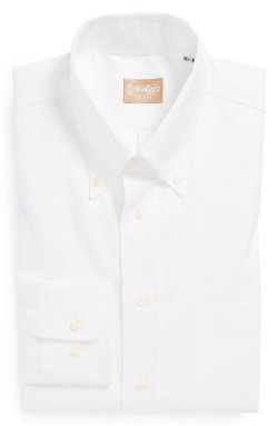 Gitman - Pinpoint Oxford Button Down Dress Shirt