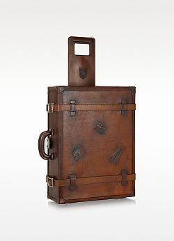 Pratesi  - Genuine Leather Suitcase