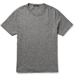 Alex Mill - Slubbed Cotton-Jersey T-Shirt