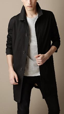 Burberry - LIGHTWEIGHT COTTON CAR COAT