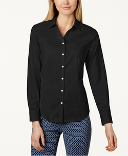 Charter Club - Long-Sleeve Shirt
