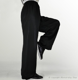 Martial Way - Light weight traditional Kung Fu/Tai Chi pants