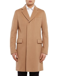 Ninimour - Single Breasted Trench Coat