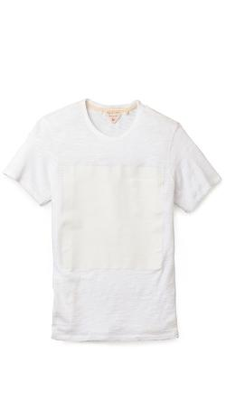 Rag & Bone  - Graphic Pocket T-Shirt