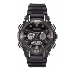 Armitron - Sport Analog & Digital Chronograph Watch