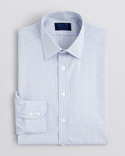 Hilditch & Key  - Check Dress Shirt